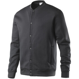 Houdini Baseball Jacket Men true black